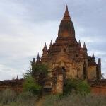 Die Tempel von Bagan in Myanmar