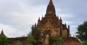 Die Tempel Bagans