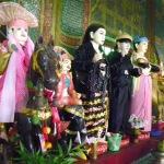 Der spirituelle Mount Popa in Burma