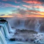 Wasserfälle Südamerika Top 5