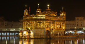 Touristenvisum Indien_Goldener-Tempel-in-Amritsar