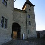 Immer einen Ausflug wert: Das Kyburg-Schloss nahe Zürich