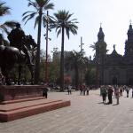 Aufregendes Santiago de Chile