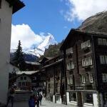 Mal so richtig die Alpen fühlen in Zermatt in der Schweiz