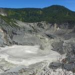 Die Vulkane Bandungs und mehr
