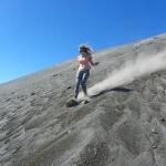 Bromo Vulkan – Vulkan Boarden macht Spass