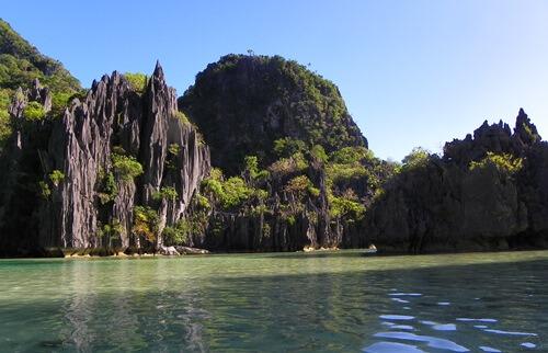 Palawan Philippinen - Das-paradiesische-El-Nido_Cadlao-lagoon