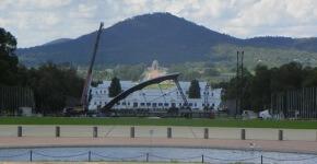 Die Symmetrien von Canberra