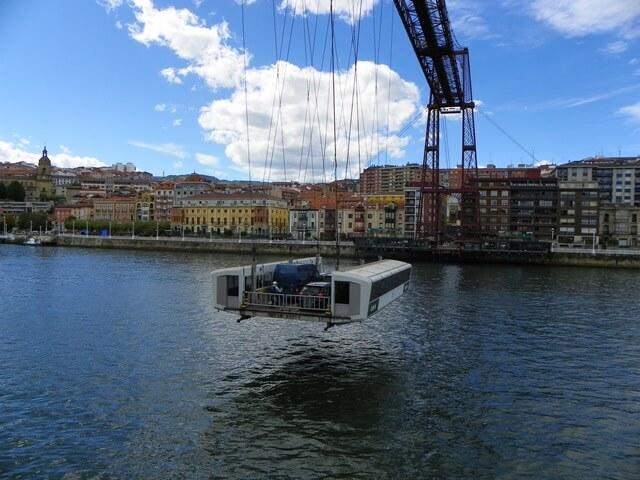 Sorglos Reisen-Was-du-in-Bilbao-Spanien-nicht-verpassen-solltest_Biskaya-Bruecke-Schwebefaehre