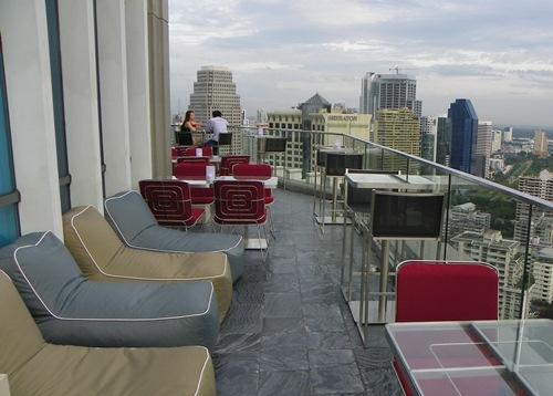 Dachbar Bangkok - Ein Bangkok-Aufenthalt wäre ohne den Besuch einer Dachbar nicht komplett. In diesem Artikel finden sie fünf Anregungen. Lassen sie sich inspirieren!