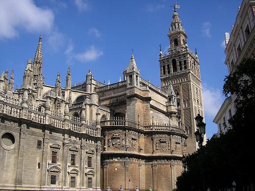 Erforsche die Sevilla Sehenswürdigkeiten