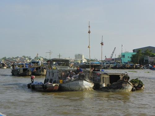 Das Mekong-Delta in Vietnam bietet unvergleichliche Reise-Eindrücke. Warum lesen  sie hier!