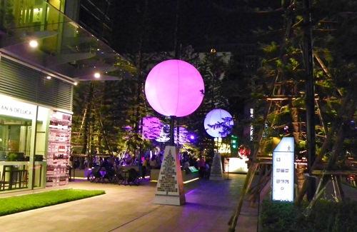 Weihnachten in Bangkok - ploen chit