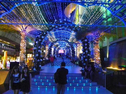 Weihnachten in Bangkok - siam paragon 2