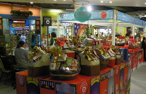 Weihnachten in Bangkok - terminal21