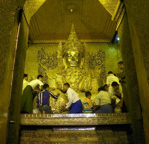 mandalay mahamu-ni-buddha 100 1773