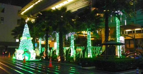 Weihnachten in Bangkok 1