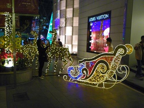 Weihnachten in Bangkok 4
